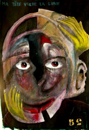 http://entrezlibres.free.fr/le-soleil-a-rv-avec-la-lune/Ma-tete-vue-de-la-lune-.jpg,art-maniac – le blog de bmc, art maniac le blog de bmc, bmc, bmc, BMC, B.M.C., b.m.c., peinture, Peinture, peinture bmc, peintures bmc, bmc artiste peintre, peintre, art contemporain bmc, le peintre bmc, artiste peintre, art moderne, Art Moderne, art contemporain, grands peintres bmc, Art contemporain bmc, art-maniac, art maniac, Art-Maniac, art maniac bmc, peinture moderne bmc, galerie bmc, le blog de bmc,tauromachie, tauromachie bmc, art et tauromachie, tauromachies, corrida, corridas, torero, toreros, toro, taureau, galerie, galeries, galerie de peinture, galeries de peintures, gallery, art, d'après Manet, d'après manet, le déjeuner sur l'herbe, Le Déjeuner sur l'Herbe, le déjeuner sous l'herbe, les restes du monde, crucifiction, crucifictions, cruci-fiction, la guerre, hommages, hommaginaires, prisonnier, prisonniers, gallery bmc, l'enfer du décor, mes naissances, naissance, naissances, vanités, vanité, vanités des vanités, Algérie, algérie, la mort, abstraits, bestiaire, peintures cubistes, chat, chats, toiles, alchimie, Alchimie, dessins, Dessins, pastels, acrylique, marchand d'art, Marchands d'arts, éditeurs d'art, galeriste, galeristes,peintre français, ufologie, musique classique, musique contemporaine, littérature, bmc, bmc,